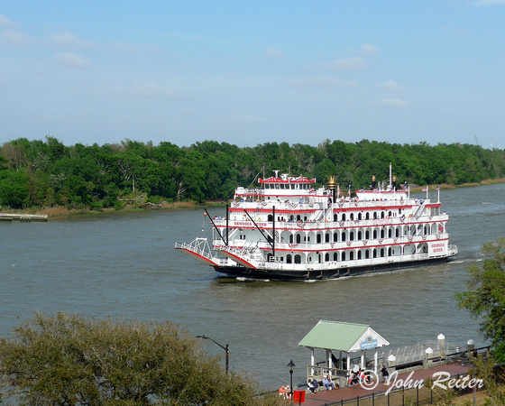 Savannah's Riverboat Cruise